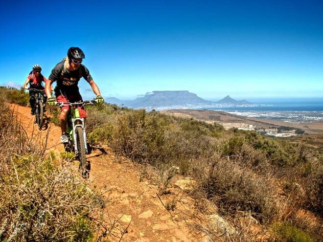 Durbanville MTB trails