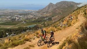 Cape Town mountain biking tours
