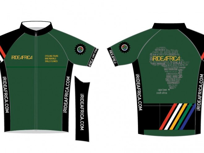 Womens Cycling Jersey South Africa