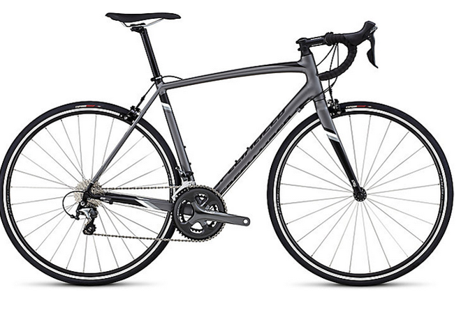 Aluminium road bike hire