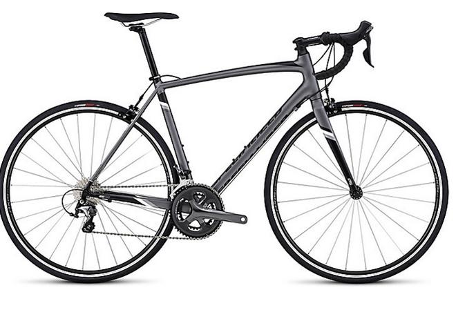 Aluminium road bike hire