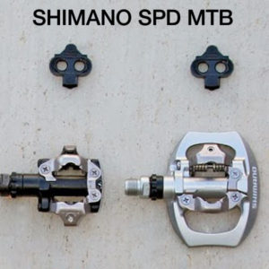 spd mtb pedals and cleats