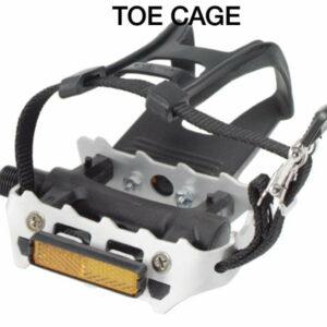 toecage pedals