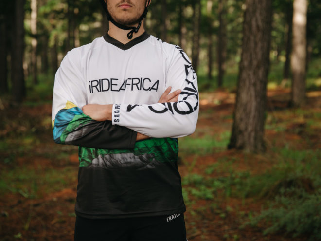 MTB Trail jersey front