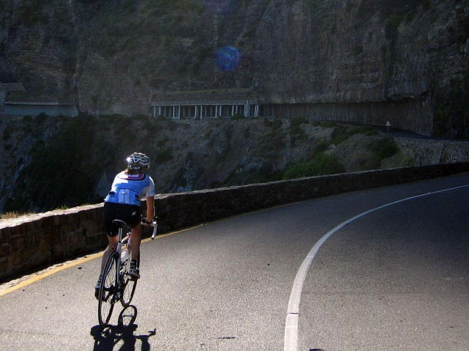 Cape Town guided ride