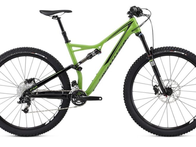 Stumpjumper 29r Green
